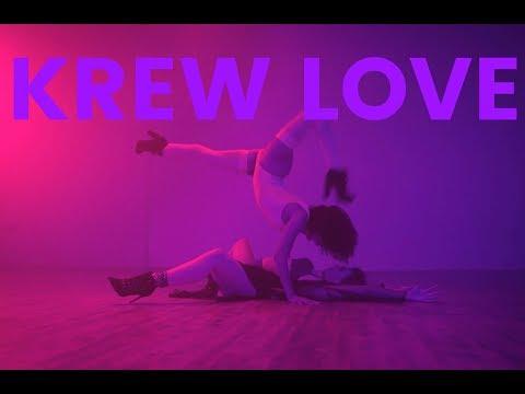 KREW LOVE | Choreographed by Nicole Kirkland | Performed by Kirkland Krew