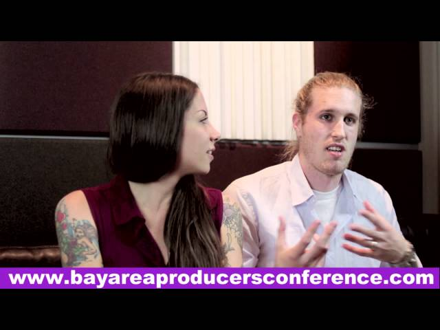 BAPC 2012 - Film Mixer at Pyramind | Small Castle Interview