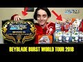 BEYBLADE BURST WORLD TOUR IS COMING! HASBRO MYSTERY BOX WITH GIVEAWAY
