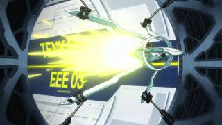 Captain Earth Transformation Sequence