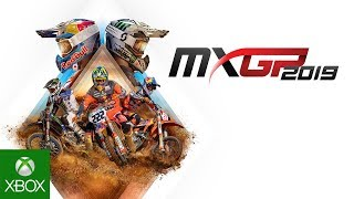 MXGP2019 - Official Gameplay