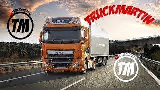 Jízda kamion pokec s Martinem 8 část 1-Aleš Bejr nápad na pomoc-zákaz kamionu do prahy :)