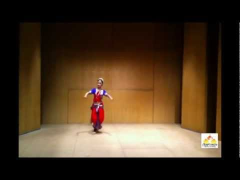 Vasantha Jatiswaram - Choreographed By Master Hari Om And Performed By Sam Wong video
