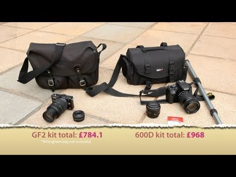 What camera kit can 1000 get you?