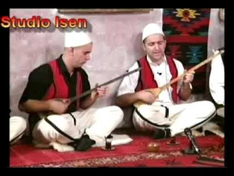 Konaku - Kenge Folklorike: Xhem Gostivari dhe Oj dora me kan ( Muhamer Hasani ) Studio Isen