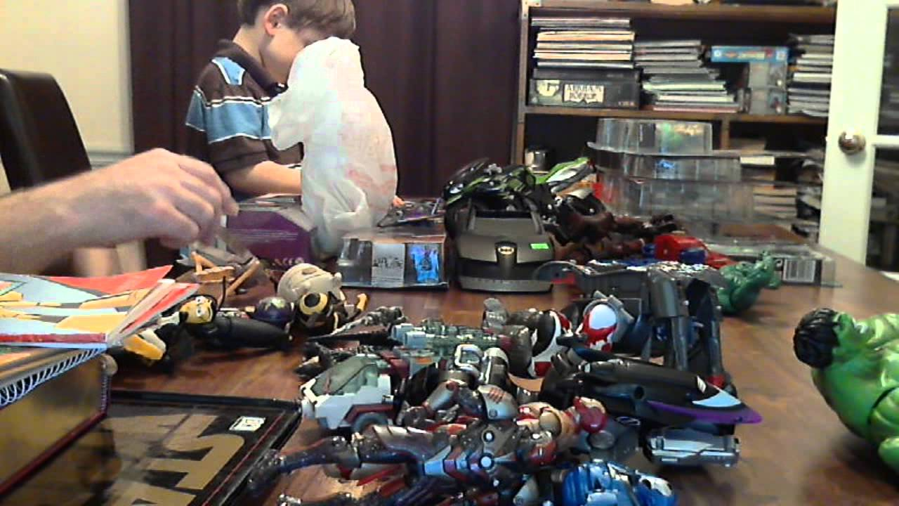Thrift store finds 60 the mega toy haul youtube