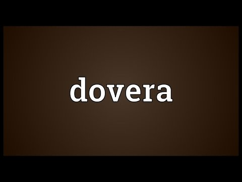 Header of dovera
