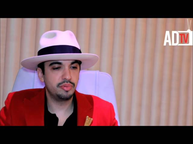 "DJ Cassidy - ""The Brand DJ Cassidy"" Interview With Amaru Don TV"