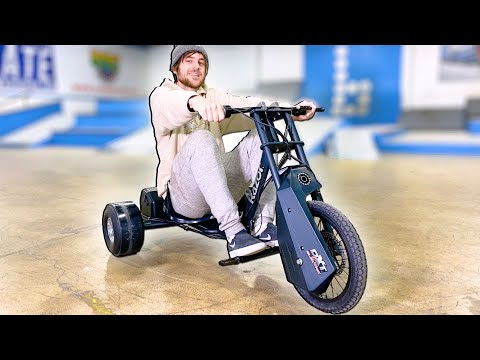 INSANE ELECTRIC DRIFT TRIKES VS BH 2.0!