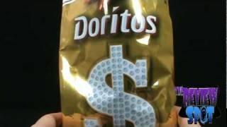 Random Spot - Doritos Unidentified Flavour II Chips