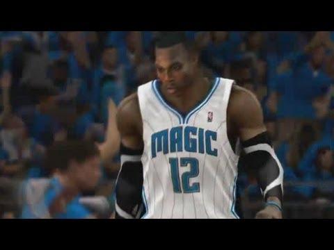 NBA 2K13 Orlando Magic Vs Atlanta Hawks Playoffs