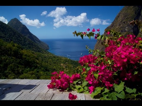 Exploring the beauty of Saint Lucia