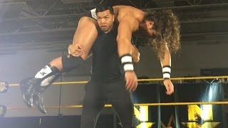Hideo Itami makes a surprising return to NXT: Exclusive, March 12, 2017