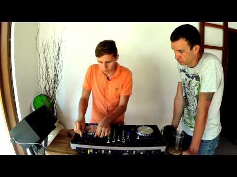Эффекты (FX) на Базовом курсе DJ c Deny Roxtaz | Music Academy Bali