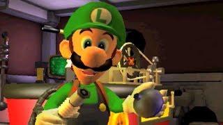 Luigi's Mansion: Dark Moon 100% Walkthrough Part 2 - Gloomy Manor A-4 & A-5 (3-Star Rank)