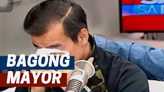 Isko Moreno cries after Kuya Germs was brought up in interview