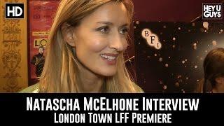 Natascha McElhone LFF Premiere Interview - London Town