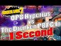 Borderlands 2 | OP8 Hyperius vs The Drunken PBFG In 1 Second MP3
