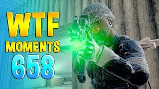 PUBG WTF Funny Daily Moments Highlights Ep 658