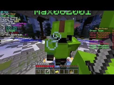 Minecraft PvP - Project Ares Ep11, Icescar