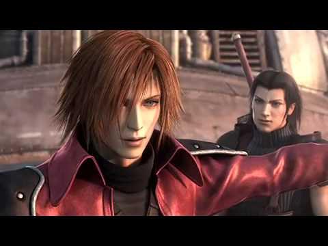 最终幻想7:核心危机 最酷CG过场动画 [PS]  HQ高品质