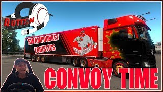 EURO TRUCK SIMULATOR 2 TRUCKERS MP🔴VTC recruitment drive🔴ENGLISH COMMENTARY
