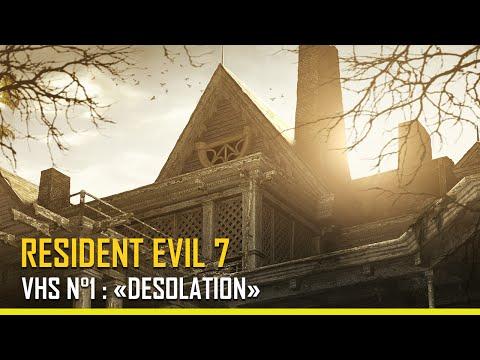 Resident Evil 7 : Horror comes home
