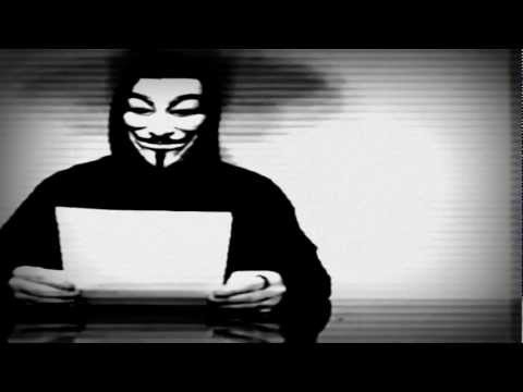Anonymous - Habla sobre la Muerte de Hugo Chávez.HD
