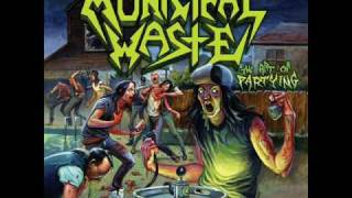 Watch Municipal Waste I Just Wanna Rock video