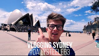 Blacksmith Vlogs Sydney