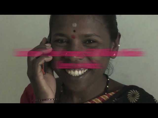 The Great Indian Mobile Revolution. Meet Lakshmi - one in 650 million...