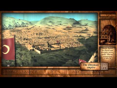 Jerusalem: 4000 Years in 5 Minutes