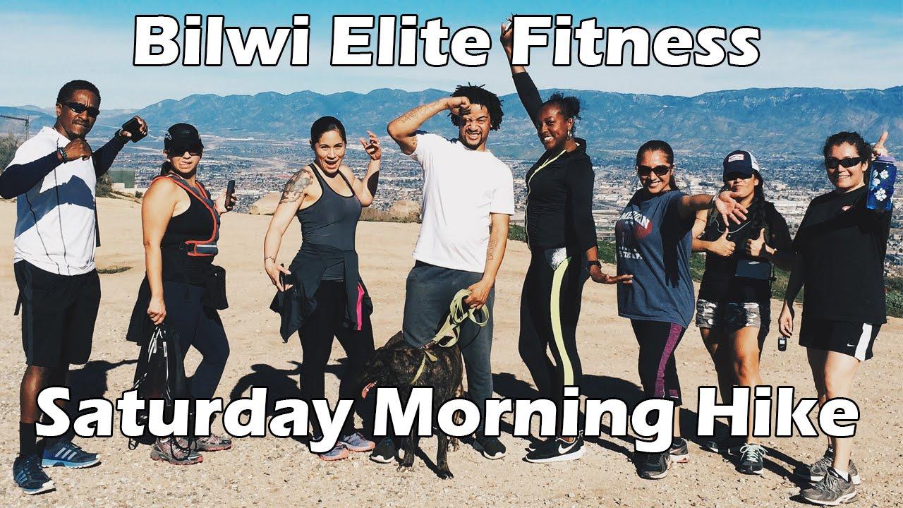 Saturday Fitness Fitness Saturday Morning Hike