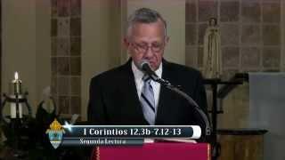 La Santa Misa, Mayo 24 de 2015, la Milagrosa Arquidiócesis de Miami