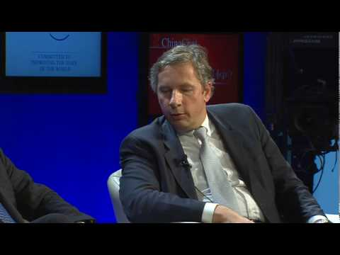 Davos Annual Meeting 2010 - Redesigning the Global Dimensions of China's Growth