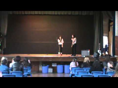 Love You Like A Love Song- School Peformance video