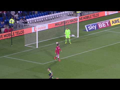 FL HIGHLIGHTS: CARDIFF CITY 0-1 MIDDLESBROUGH