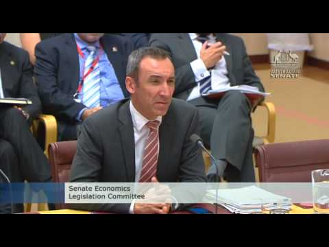 Senate Inquiry Alan Joyce Qantas Part 5 18-03-2014