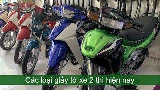 Xe xipo 2 thì thanh lý, các hình thức hợp pháp   Mekong today