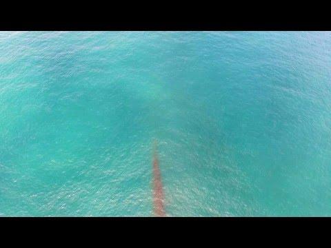 Rods-Ufo-Ovni-Osni capturado por Drone en video La Serena - Chile, 01 de Enero 2016