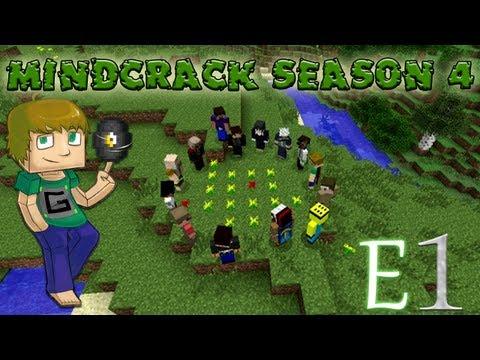 Minecraft MindCrack S4E1 New Season New Map Same Great Friends