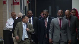 R. Kelly to appear in court for bond hearing on federal sex crime charges