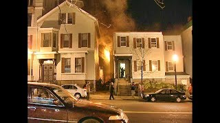 503 East Broadway, South Boston fire*
