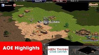 Aoe Highlights - Hồng Anh đoạt giải ép đời với 7'37 tại giải Phú thọ Open 3
