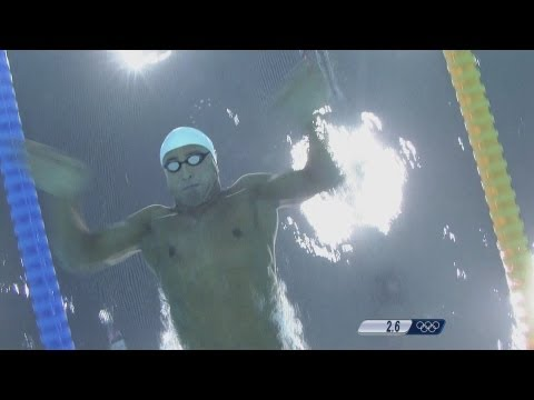 Swimming Men's 100m Breaststroke - Heats Full Replay -- London 2012 Olympic Games