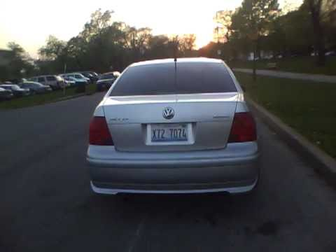 vw jetta   techtonics tuning exhaust youtube