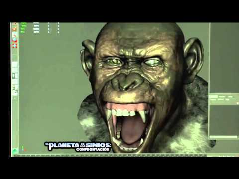 Detrás de cámaras El Planeta de los Simios: Confrontación