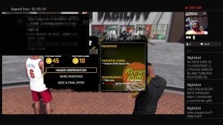 NBA 2K18 MYCAREER LIVESTREAM GAMEPLAY 2K GRIND