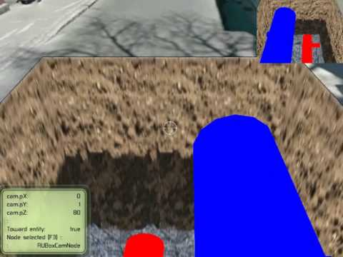 Augmented reality for underground infrastructure - virtual excavation