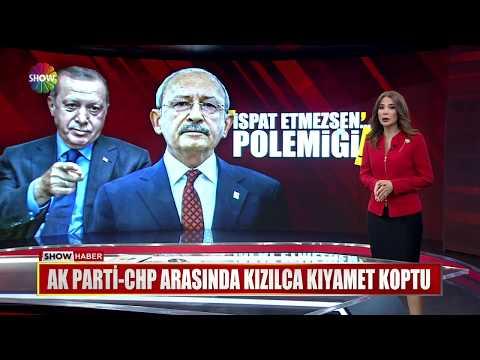 Ak Parti-CHP arasında kıyamet koptu